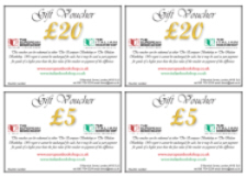 ESB Group Gift Vouchers